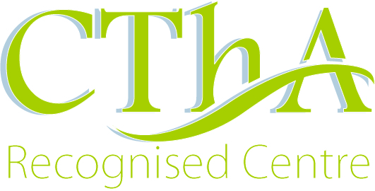 CThA Recognised Centre Logo