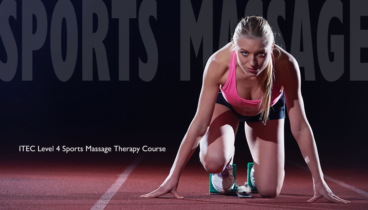 Learn ITEC Level 4 Sports Massage